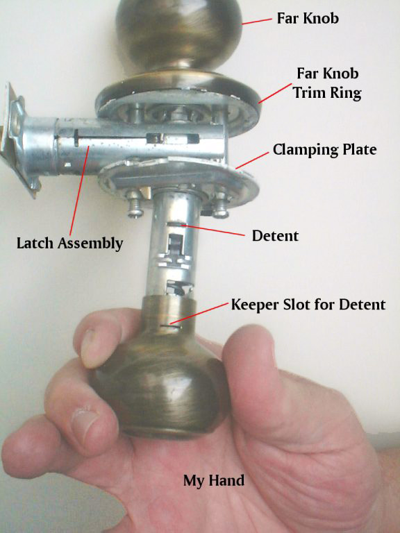 Interior Doorknobs